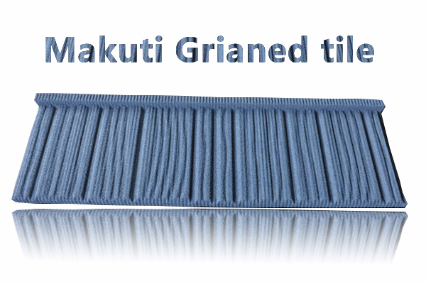 Makuti Grianed Stone Coated Metal Roof Tile